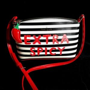 NEW Kate Spade Milly Extra Spicy Crossbody